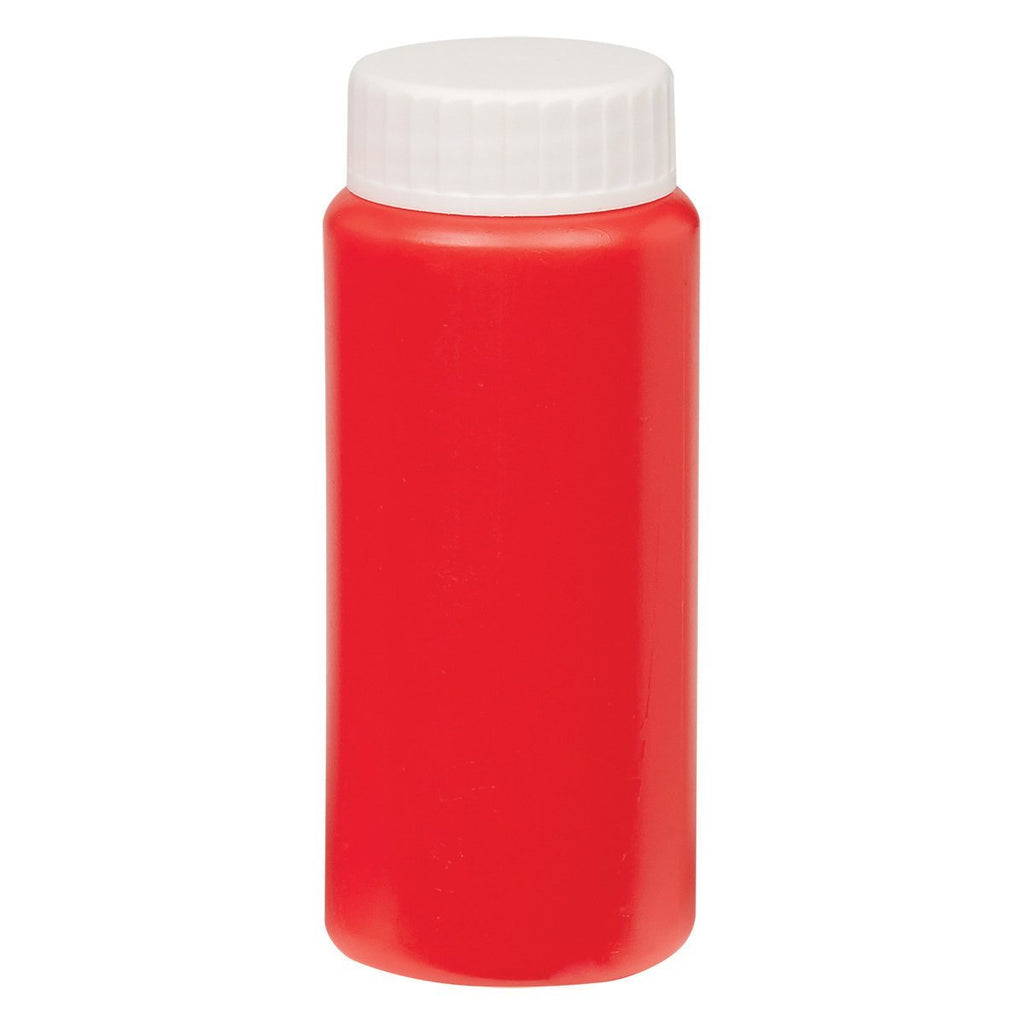 2 Oz. Fun Time Bubble Dispenser Plush & Novelties Hit Promotional Products Red
