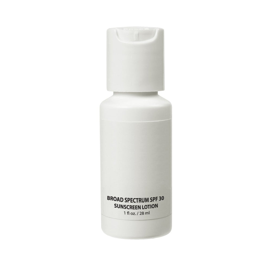 1 Oz. SPF 30 Sunscreen Bottle