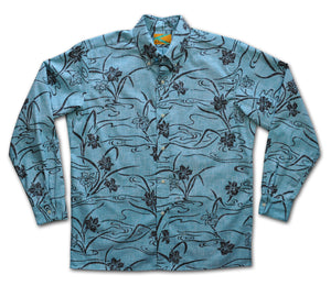 Ancient Fish Ponds Traditional Long Sleeve