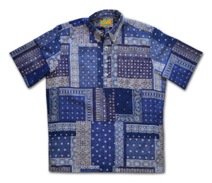 Bandana Quilt Traditional Pull Over