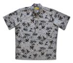 Tropical Oxford Traditional Pull Over