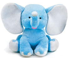 Load image into Gallery viewer, Plush Elephant - Pink/Blue