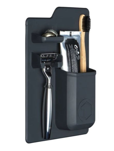 The Harvey Toothbrush and Razor Holder