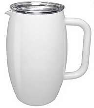 Load image into Gallery viewer, 50oz Stainless Steel Pitcher