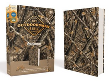 Load image into Gallery viewer, NIV Outdoorsman Bible