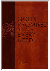God's Promises for your Every Need - Devotional