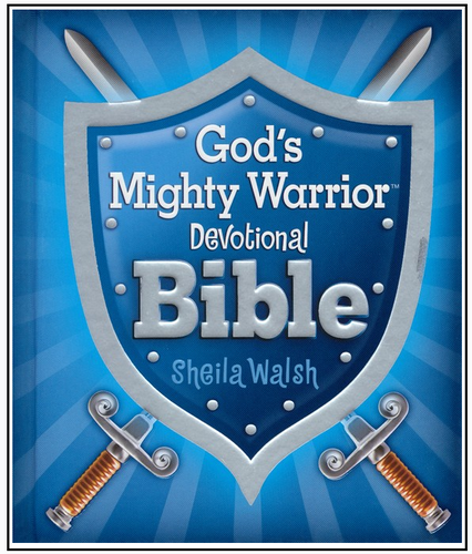 God's Mighty Warrior - Devotional Bible