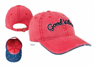 Ladies One Liner Baseball Hat