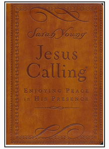 Jesus Calling, Deluxe Edition - Devotional