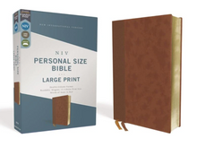 Load image into Gallery viewer, NIV Personal Size Bible - Large Print
