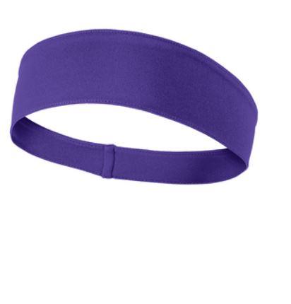 Moisture-wicking Headband