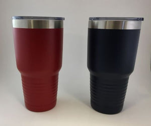 30 oz Double Wall Stainless Steel Tumbler