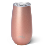 Load image into Gallery viewer, Swig Shimmer Stemless Flute (6oz)
