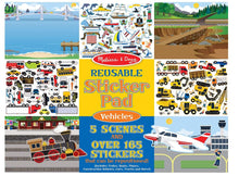 Load image into Gallery viewer, Melissa & Doug Reusable Sticker Pad