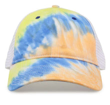 Load image into Gallery viewer, Personalized Tie Dyed Ladies Hat
