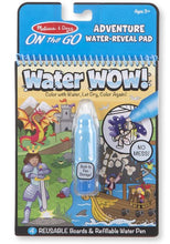 Load image into Gallery viewer, Melissa & Doug Water Wow Coloring Book
