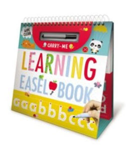 Carry-Me Learning Easel Book
