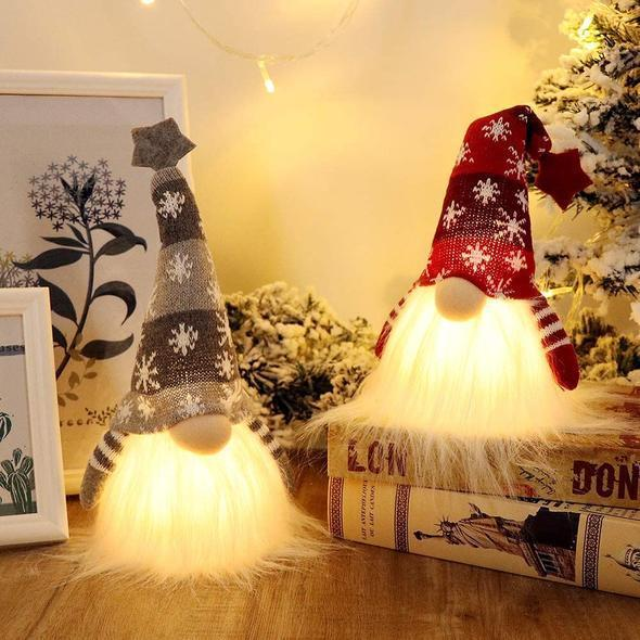 🧙‍♂ Christmas Gnome Lights