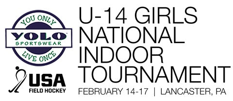 2020 U14 National Indoor Field Hockey Tournament