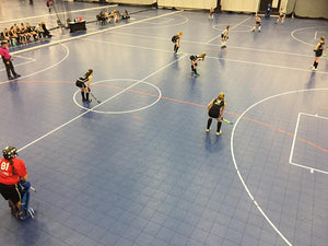 U19 Winter Indoor Field Hockey Tournament - Feb 1