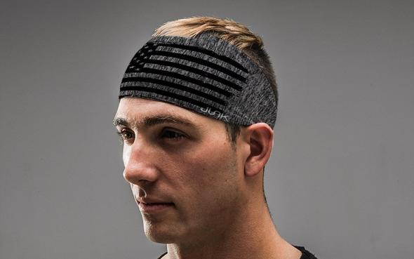 Never Surrender Headband