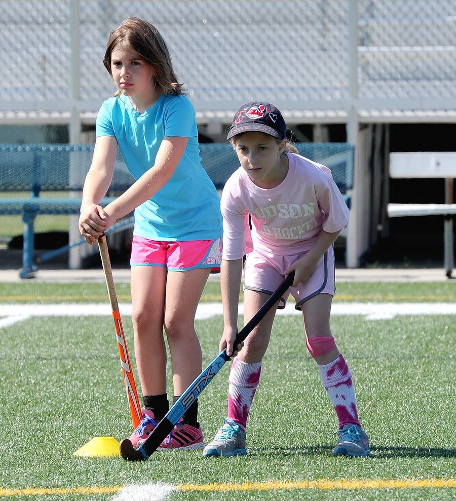 Youth Field Hockey Player