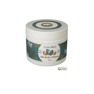 Cool Mint Silk Body Creme