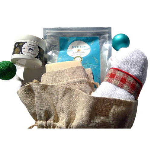 Holiday Men's Bath Bundle