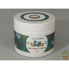 Load image into Gallery viewer, Cool Mint Silk Body Creme