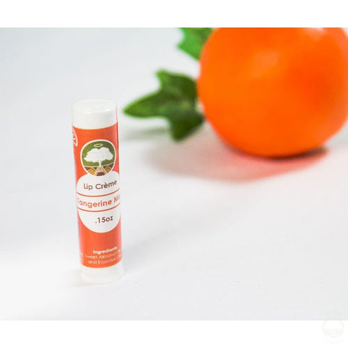 Tangerine Mint Lip Creme-Moisturizer-Angels Essence-Angel's Essence