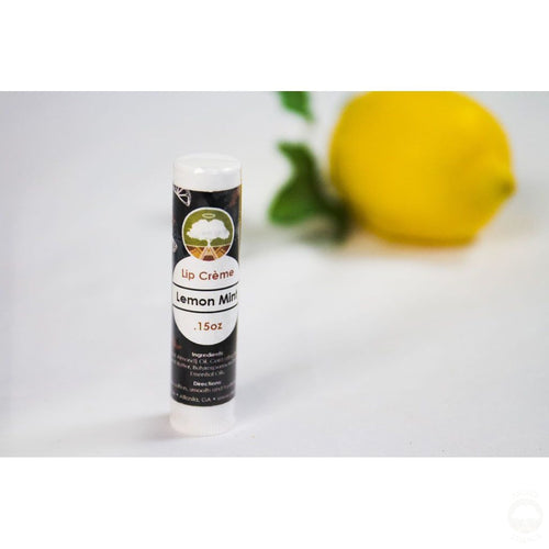 Lemon Mint Lip Creme-Moisturizer-Angels Essence-Angel's Essence