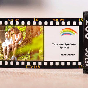 Custom Memory Film Album Creative DIY Idea