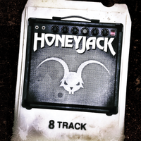Honeyjack 8-Track, Signed CD