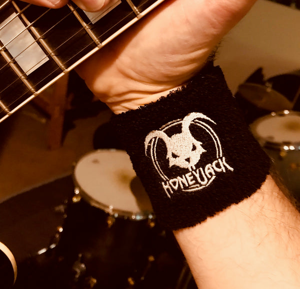Throwback Wrist Sweatband