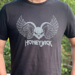 Winged Jackalope Tee