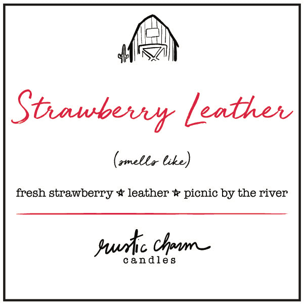 Strawberry Leather