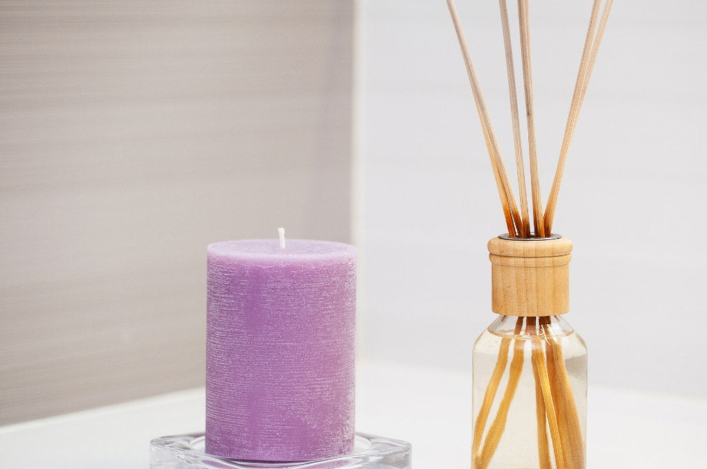 candle vs diffuser difference