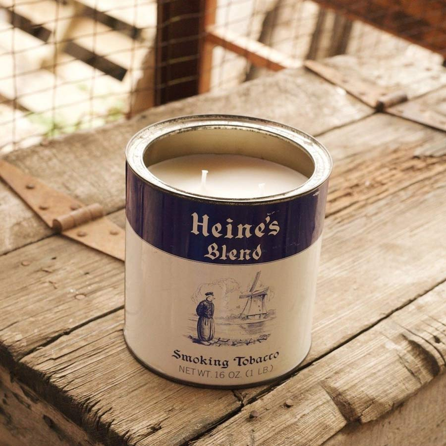 hippies and cowboys patchouli candle