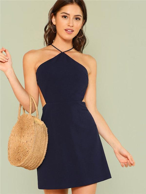 Kate Halter Dress