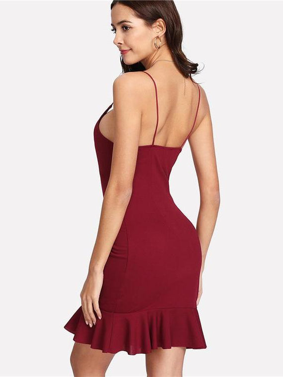 Phoebe Spaghetti Strap Dress