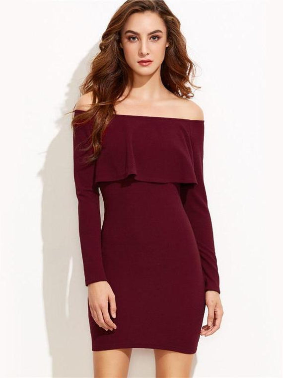 Juliette Ruffle Dress