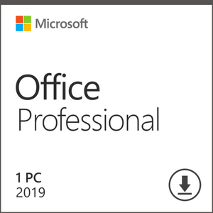 Microsoft Office Professional 2019 - For PC - Digital Delivery Only [ESD]