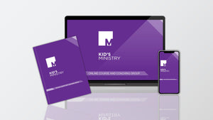 Kid's Ministry Director Online Course and Coaching Group