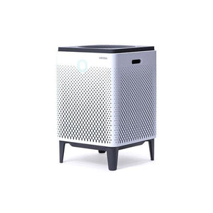 white cubed air purifier