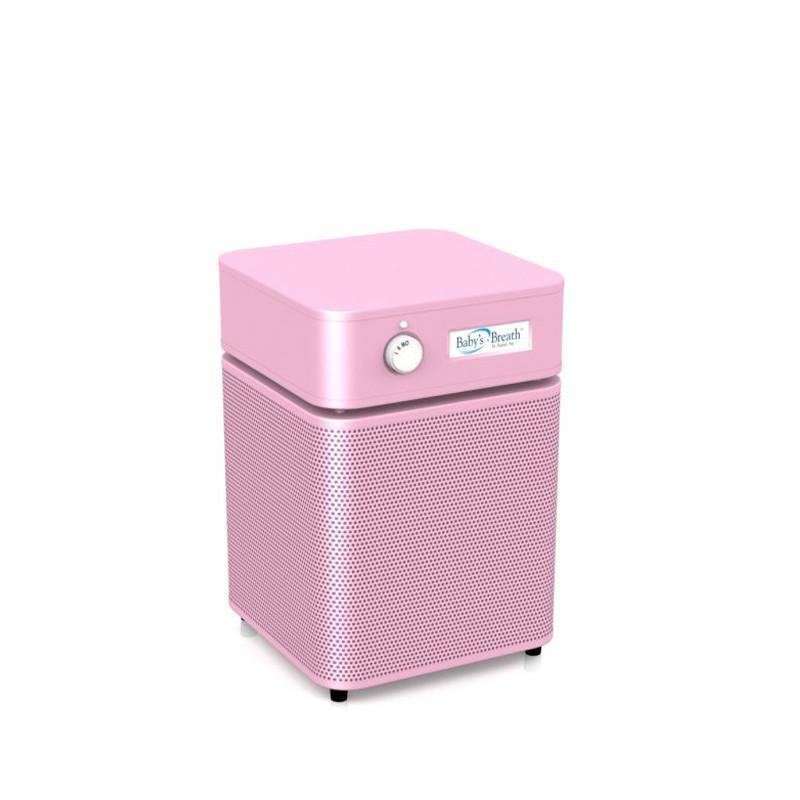 pink baby air purifier