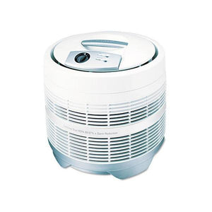 small white air purifier