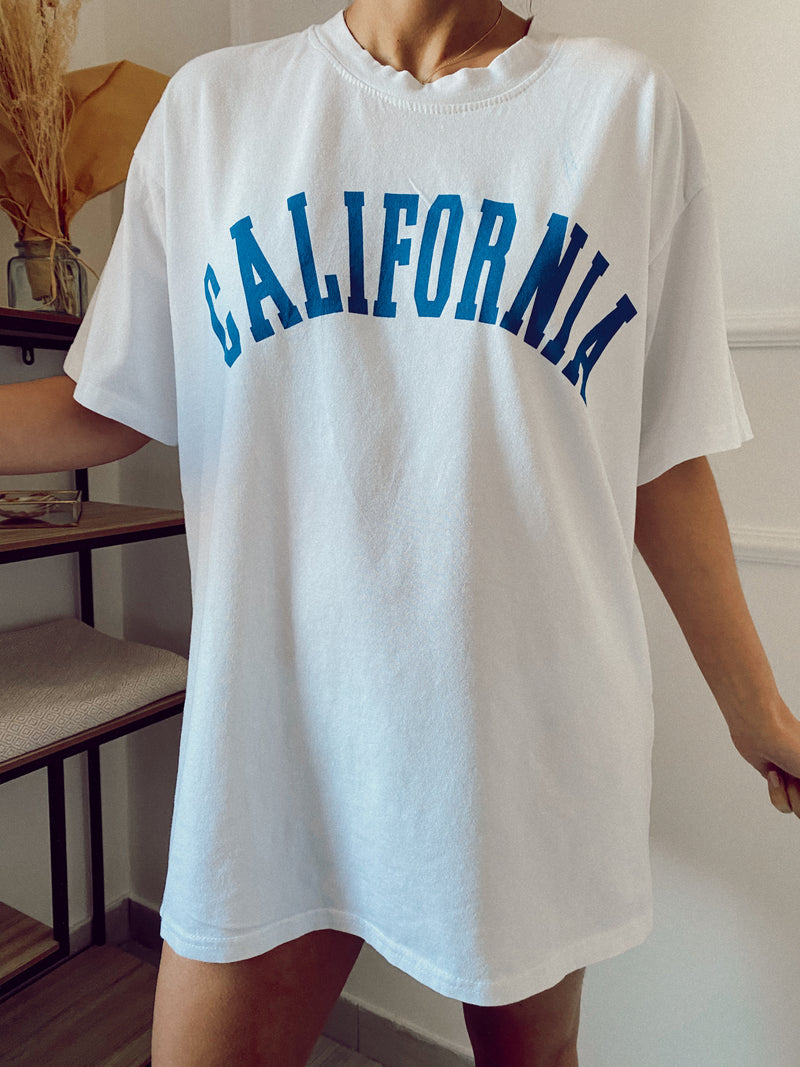 Tee shirt CALIFORNIA