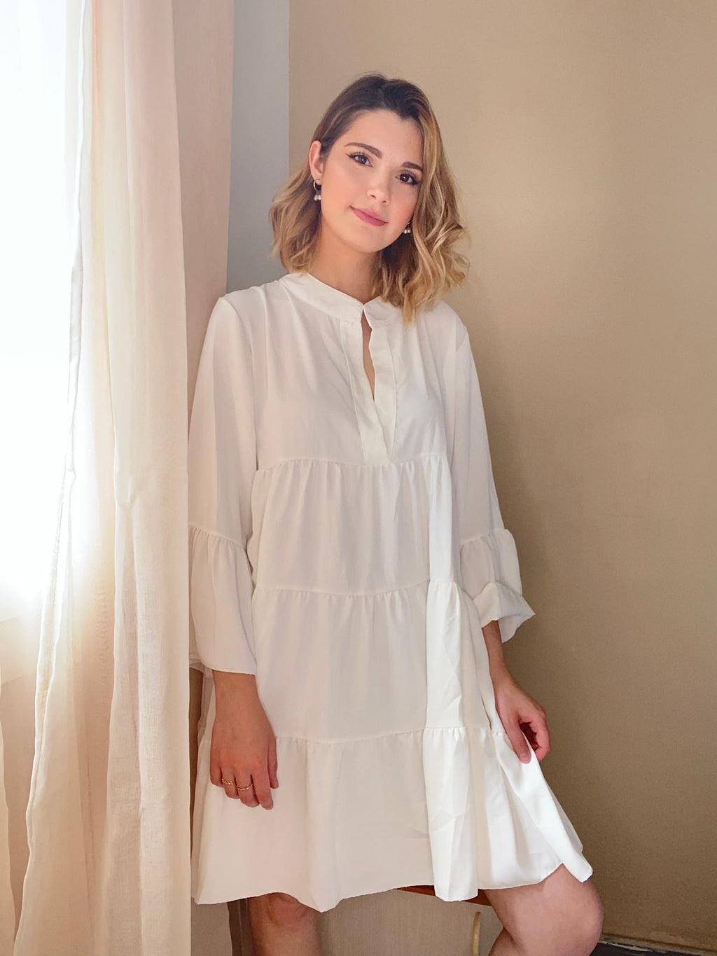 Robe tunique LOUISA