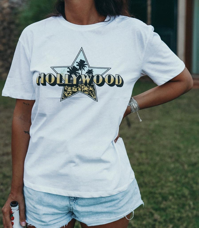 Tee shirt HOLLYWOOD