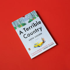 A Terrible Country, by Keith Gessen